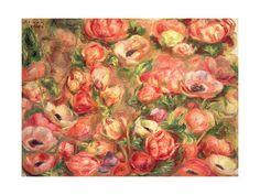 Pierre-Auguste Renoir Affiche sur AllPosters.fr