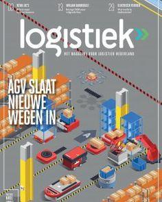 Logistiek Magazine. Plaats: 65