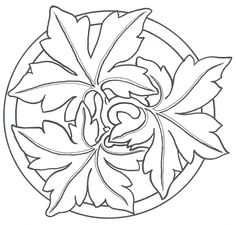 Ideas For Embroidery Patterns Mandala Stained Glass Leather Tooling Patterns, Leather Pattern, Mandala Coloring, Colouring Pages, Mandala Pattern, Mandala Art, Embroidery Patterns, Quilt Patterns, Leather Carving