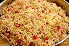 Κρέπες με τυριά και αλλαντικά Grains, Rice, Recipes, Food, Meals, Yemek, Laughter, Recipies, Eten