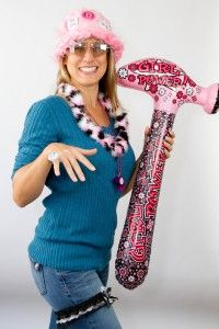 """""""Anita Man""""  Bachlorette Party Fun! Gag gift for the Lucky Lady!"""