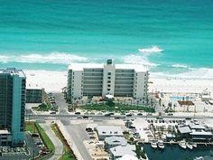 How do you rent condos in Pensacola Beach?