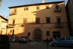 Piazza  Umberto I, Piegaro.