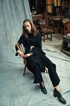 Julia Bergshoeff by Lachlan Bailey for WSJ Magazine June 2015