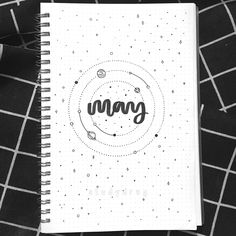 41 Bullet Journal Monthly Cover Ideas You Must Try - Its Claudia G If you're looking for bullet journal monthly cover ideas, this post has bullet journal ideas Bullet Journal Banner, Bullet Journal Notes, Bullet Journal Aesthetic, Bullet Journal School, Bullet Journal Ideas Pages, Bullet Journal Inspiration, Journal Covers, Scrapbook, Mood