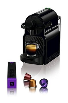Nespresso Inissia Espresso Maker, Black ** To view further for this item, visit the image link.
