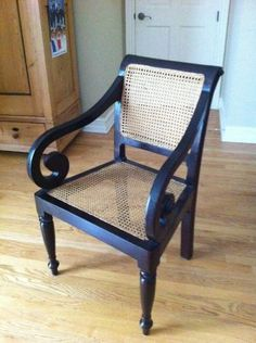 Miami: CHAIR Solid Teak Wood OR MAKE ME REASONALBE OFFER $175 - http://furnishlyst.com/listings/868537
