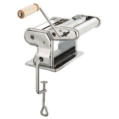 Great Aunt Gina's Pasta Machine | Harold Imports | Fab.com
