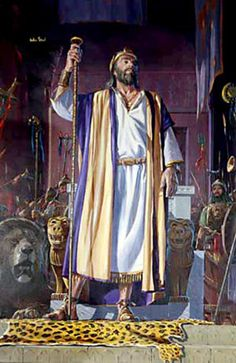 Jeroboam was the first king of the northern Israelite Kingdom of Israel after the revolt of the ten northern Israelite tribes against Rehoboam that put an end to the United Monarchy. (1 Kings 12)