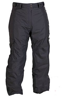 Amazon.com  Pulse GXT Elite Men s Cargo Waterproof Ski Snowboard Pants  (Small af12d076b8162
