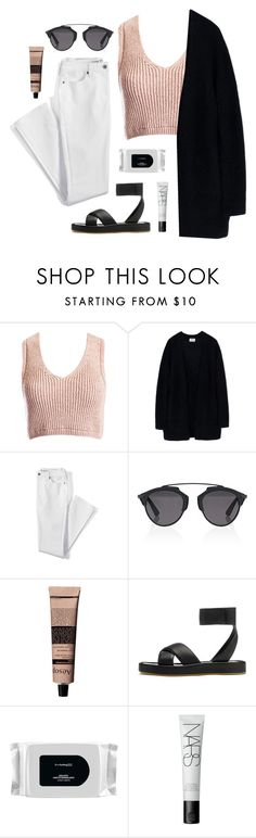 """Cuba!"" by cyberqueenn on Polyvore featuring Sans Souci, Acne Studios, Lands' End, Christian Dior, Aesop, rag & bone, MAC Cosmetics and NARS Cosmetics"