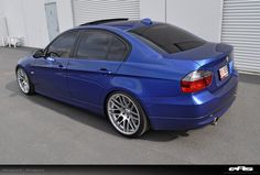▀▄ eas - VMR CSL wheels in custom finishes now available E90 335i, Bmw Blue, E90 Bmw, Bmw 3 Series, Bmw Cars, Maserati, Dream Cars, Classic Cars, Jet Skies