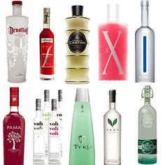 Healthy, Low-Cal, Eco-Friendly Alcohol Brands-I am SO excited to have this list!!!