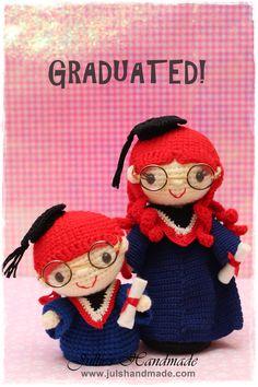 Graduation Dolls
