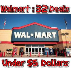 Walmart: 32 Awesome Deals for Under $5 This Week - http://couponsdowork.com/walmart-weekly-ad/walmart-32-awesome-deals-for-under-5-this-week/