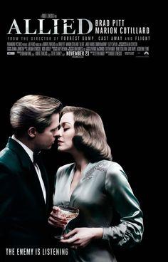 """Crítica de la película """"Aliados"""" (Allied) en el blog :)"""