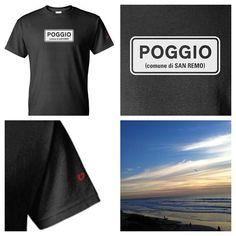 Want. Milan-San Remo Poggio Cycling T-Shirt. $20.00, via Etsy.