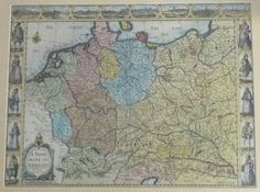 John Speed Map of Germany 1626 | Grafik | Antik | Aparello