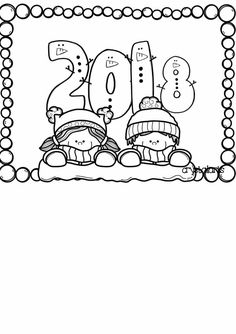 Bulletin board Charts to make Colouring Pages, Adult Coloring Pages, Coloring Books, Projects For Kids, Crafts For Kids, Arts And Crafts, Winter Art, Winter Theme, Christmas Colors