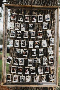 Marcus+Kristin John's Florida wedding Decoration For Home is part of Polaroid wedding - Marcus+Kristin John's Florida wedding jpg Rose Wedding, Diy Wedding, Rustic Wedding, Wedding Photos, Wedding Day, Wedding Unique, Creative Wedding Ideas, Wedding Seating, Wedding Advice