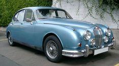 Jaguar Mark2 front 20070822 - Jaguar Cars - Wikipedia