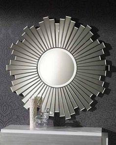 Espejos de diseño   Vera Romero Cristalero