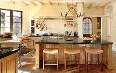 Suzanne Kesler designed kitchen