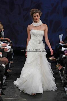 Yvonne Bridal Gown (2011) Designer Bridal Inspirations RV Jasmine's Bridal Shop - Wedding Dress, Cocktail Dress, Bridal Accessories