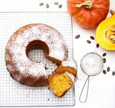 Pumpkin-Spice Gugelhupf Bagel, Doughnut, Bread, Desserts, Food, Ring Cake, Kuchen, Tailgate Desserts, Dessert