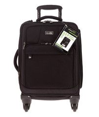 """Genius packer carry-on           • 22"""" Upright: Maximum Carry On Allowance            • Dimensions: 22"""" x 14"""" x 9.5"""" (in.)   Weight: 8.6 lbs  ITEM # 101                                             Tweet                                               Jump to top"""