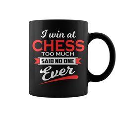 Passsionate Chess Players Coffee Mug