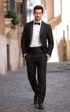 David Gandy- Sharp dressed man