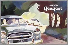 Resultado de imagem para futuro peugeot 403 coupe