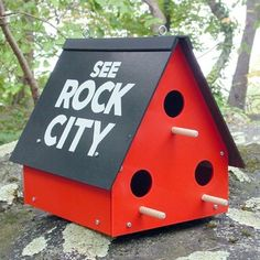 """See Rock City. Road Trip! Tennessee's """"Pie in the Sky"""" trail-start in Chattanooga & be sure 2 C Rock City-in AR Winter 03. http://dld.bz/TennesseeItin2012"""
