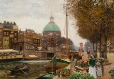 Heinrich Hermann - Amsterdam - Node Zoom View Page | Mark Smit Kunsthandel