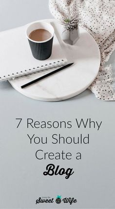 If you're nervous about starting a blog, you'll probably be able to come up with a million reasons why not to. Well, that's ok. I mean, no one's forcing you to start blogging. But, if you care to find out, I've compiled a few reasons why I'm so glad I started blogging, and why I really think you should create a blog, too.