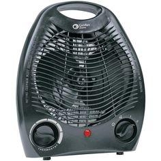 COMFORT ZONE CZ40BK Personal Heater-Fan