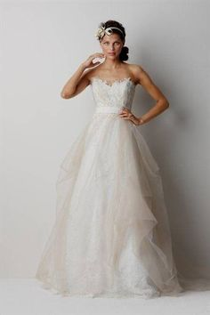 Awesome rustic chic wedding dress 2017-2018