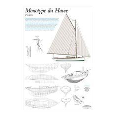 Monotype du Havre, plan de modélisme