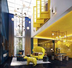 yellowish loft
