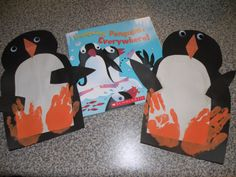 "Casa Camacho: Book Project: ""Penguins, Penguins, Everywhere!"""