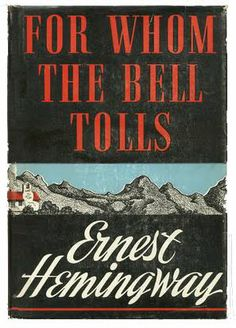 One of Hemmingway's best works, published in the 1940's.