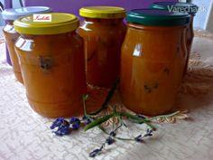 Levanduľový marhuľový lekvár (fotorecept) - Recept