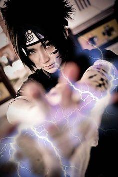 Sasuke - Naruto  THIS IS FRIGGIN AWESOME!!!