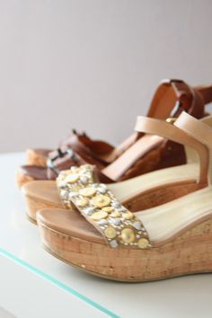 Schuhe kann man immer kaufen - weswegen man sie ab und an mal aussortieren muss
