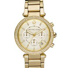 Michael Kors Gold Watch #relojesmichaelkorsoriginales #relojesmichaelkors #relojes #michaelkorsoriginales #michaelkors #argentina