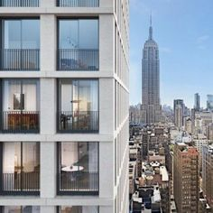 David Chipperfield\'s first New York residential tower to open in 2017