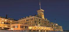 New Hampshire Hotel Getaway Resort Vacations, White Mountains Family Resort, Luxury Hotel