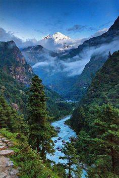 Portofolio Fotografi Pemandangan – The Amazing Nepal Voyage Nepal, Beautiful World, Beautiful Places, Beautiful Pictures, Beautiful Moments, Landscape Photography, Nature Photography, Camping Photography, Monte Everest