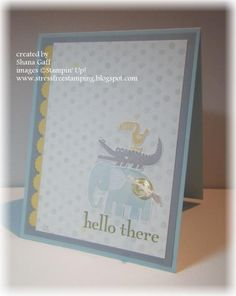 ATSM30 stepped up by 329shana - Cards and Paper Crafts at Splitcoaststampers